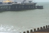 Wet and Windy Eastbourne